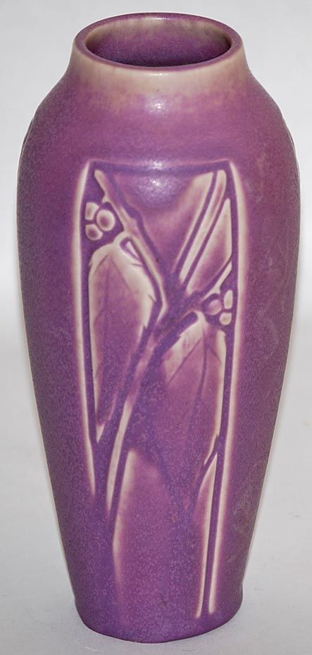 Rookwood Pottery 1928 Vase (Shape 2144) from Just Art Pottery--I just love this so very much it defies my meager vocabulary.