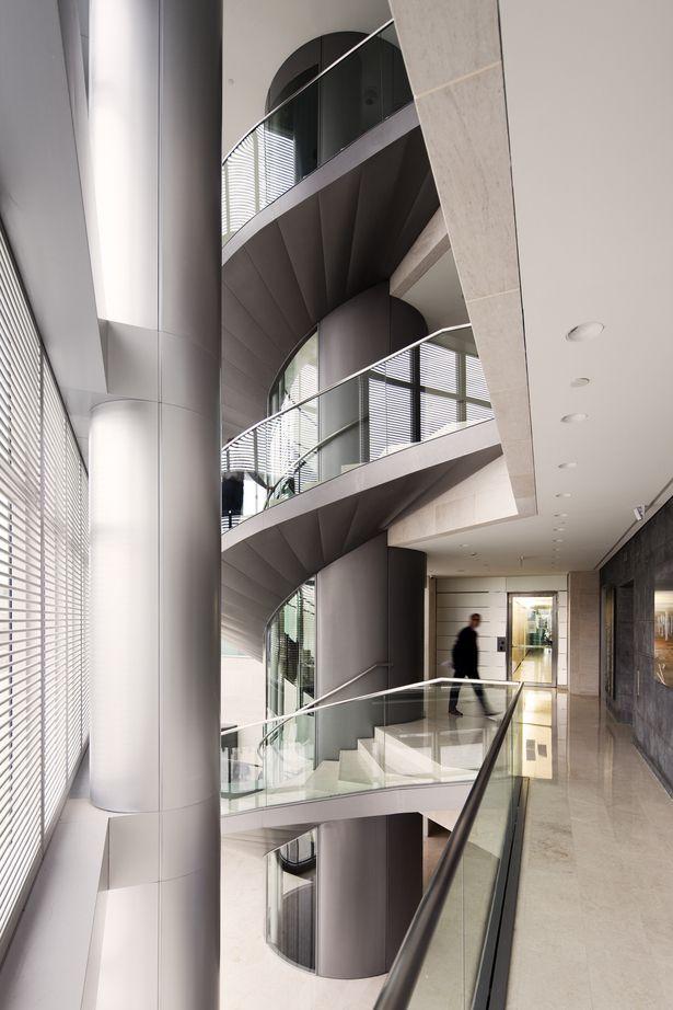 Torre Espacio | Pei Cobb Freed & Partners | Archinect
