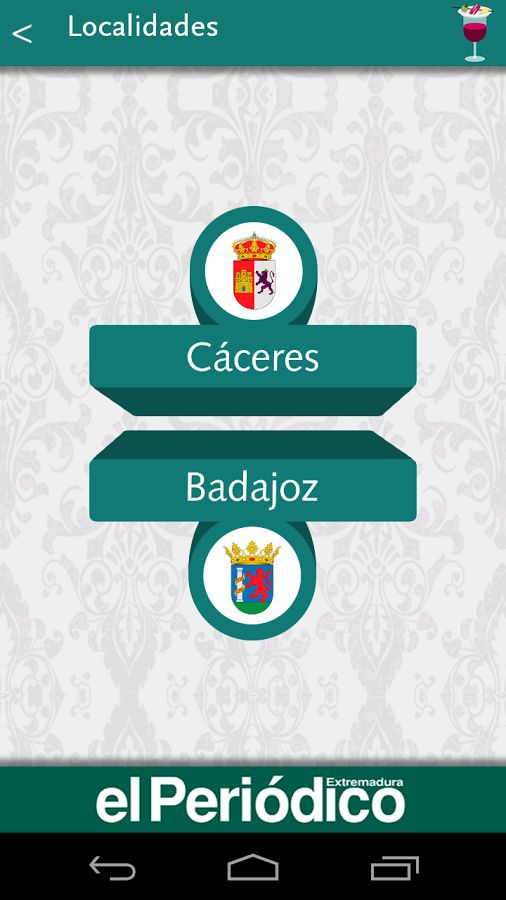 Cáceres y Badajoz