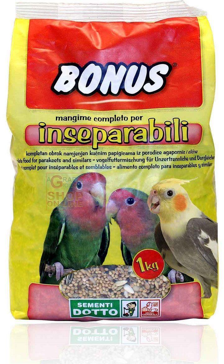 MANGIME PER INSEPARABILI BONUS SD8 KG. 1 http://www.decariashop.it/mangimi-per-uccelli/21506-mangime-per-inseparabili-bonus-sd8-kg-1.html