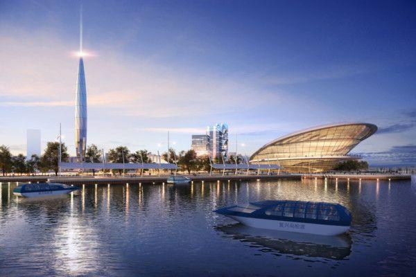 Chapman Taylor Yangpu Riverside urban design Shanghai.jpg