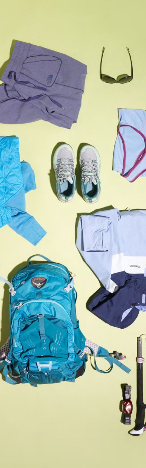 """Check it! Outdoor's lineup of """"Best Women's Hiking Gear"""" in 2016."""