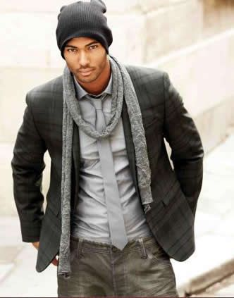 macy's black male model - Google Search