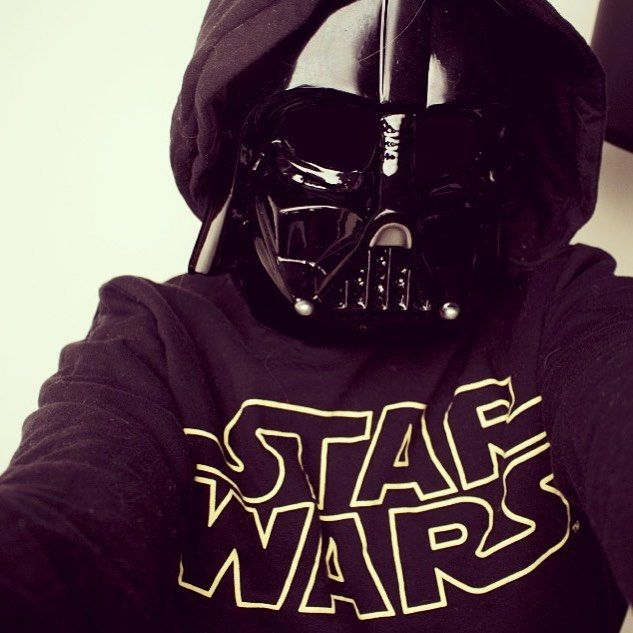 May the fourth be with you #StarWars