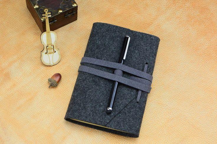 Retro Classic Vintage Gray PU Leather Blank Diary Journal Sketchbook Notebook  #Vintage #Journaldiarynotebookmemonotepad