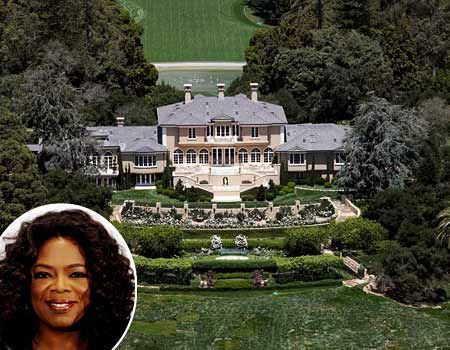 20 most expensive celebrity mansions – BemeThat