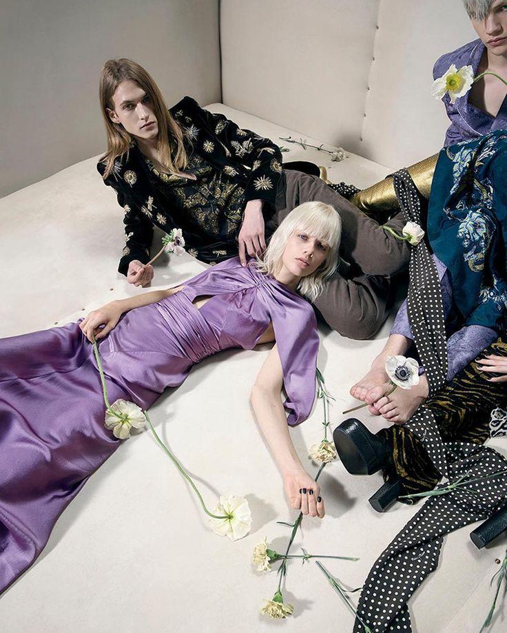 Roberto Cavalli F/W 16/17 Campaign   The Fashionography