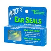 Ear Plugs: Surfing regularly? A victim of COLDER climes? A great way to prevent ear infections, surfers ear and if you really want to; cut out the chit chat!