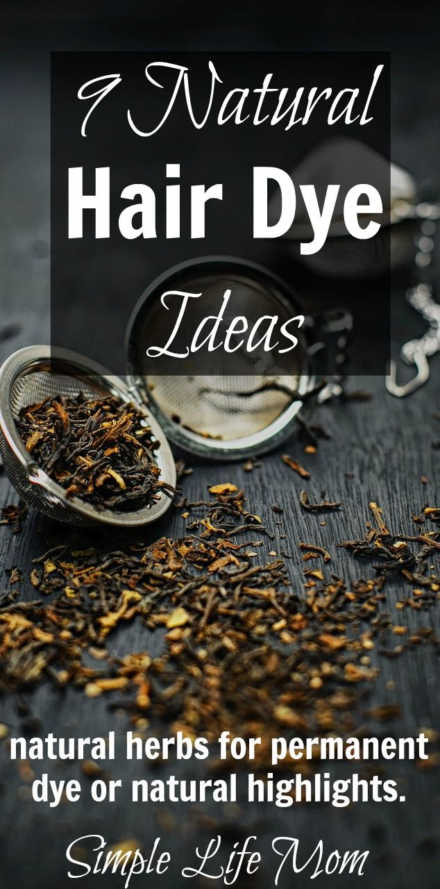 Natural hair dyes are healthier and better for your hair. Here are 9 Natural Hair Dye ideas from henna and indigo to herbal teas to highlight your colors.
