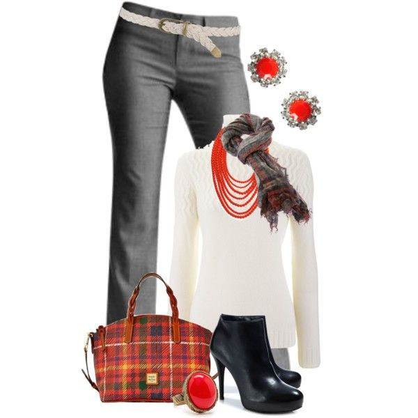 D Gray, created by hollyhalverson on Polyvore