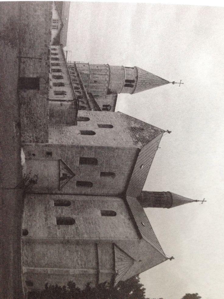 Kościół św. Cyriaka w Gernrode, ufundowany przez Gerona.