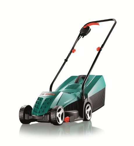 Bosch Rotak 32 R Electric Rotary Lawn Mower Cutting Width 32 cm This is a top choice among the hot selling products in DIY category in UK. Click below to see its Availability and Price in YOUR country.