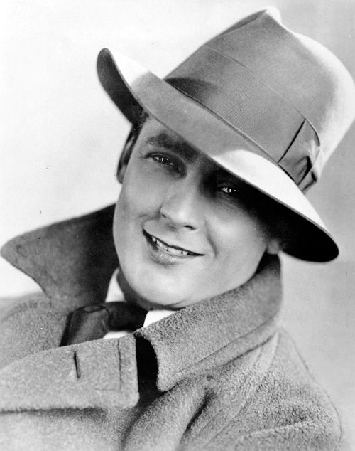 """Charles Farrell (1901 - 1990) an American film actor of the 1920s silent era and into the 1930s, and later a television actor best known for """"My Little Margie"""""""
