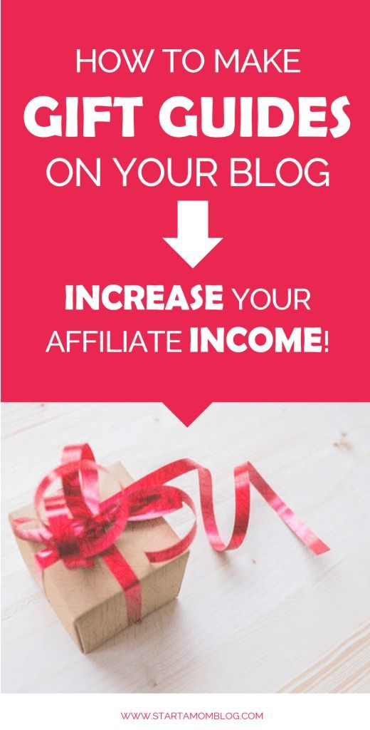 How to create gift guides to increase your blogs affiliate income over the holidays. Step by step video!