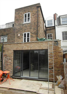 Shape Architecture London   Architects London, Contemporary Architects, Residential Architect     Basement and ground floor extension in Fulham, London