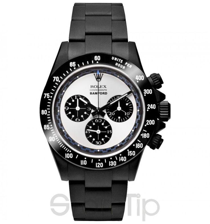 Rolex Daytona Titanium-Coated Watch