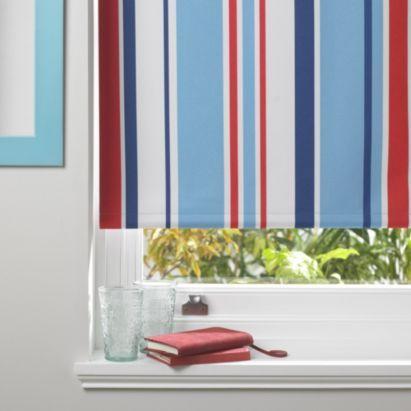 die besten 25+ blue roller blinds ideen auf pinterest | jalousien ... - Schlafzimmer Bei Roller