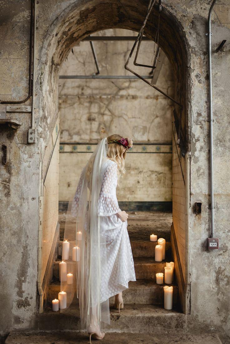 vintage bridal bohemian boho inspired wedding dresses ireland