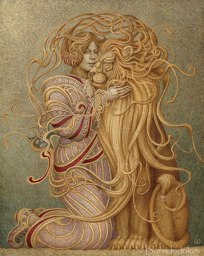 boris indrikov art | Boris Indrikov: Art Deco Surrealism
