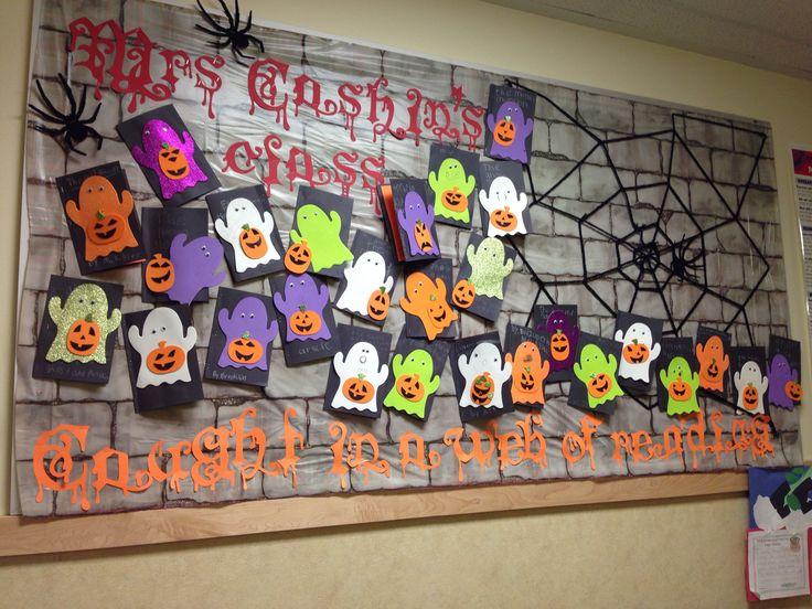 The 25+ best Halloween bulletin boards ideas on Pinterest | Winter ...