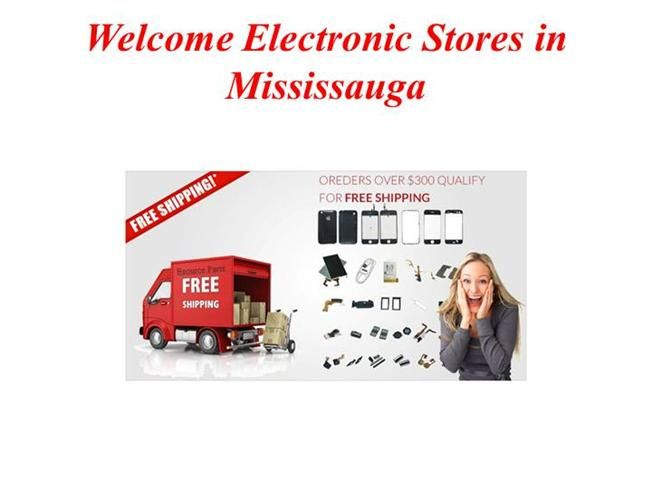 Electronic Stores in Mississauga | Electronics parts Mississauga by roy78299 via authorSTREAM