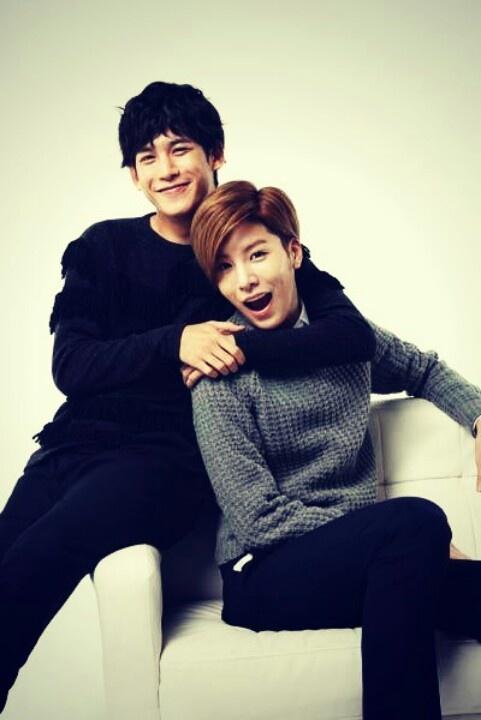 Park Ki Woong/ No Min Woo Full House Take 2 and yes, I'll take both.