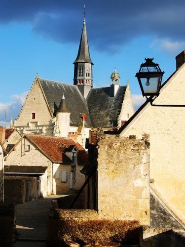Montrésor: Une vue de Montrésor - France-Voyage.com