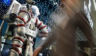 TECNOLOGIAS DEL FUTURO: traje de buceo al estilo IRON MAN