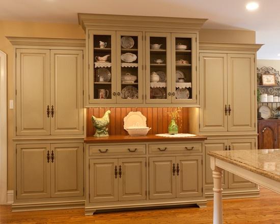 87 best Kitchen Hutch images on Pinterest | Kitchen armoire ...