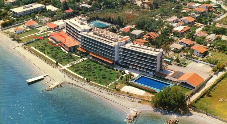 Calamos Beach Hotel, Kálamos, Greece - Booking.com