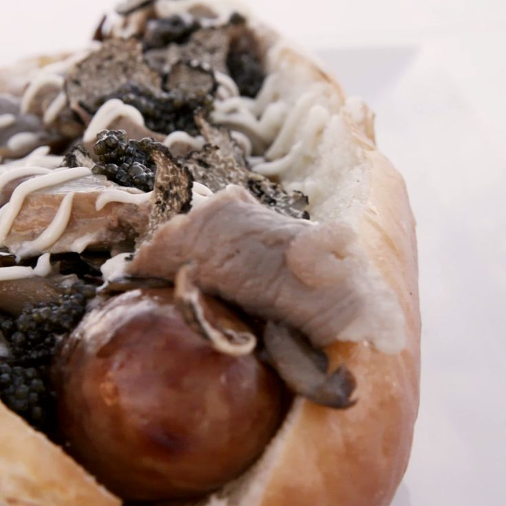 Most Expensive Hot Dog Ever Sold