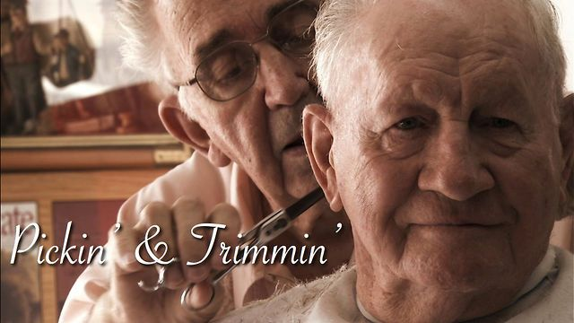 Pickin' & Trimmin' by Matt Morris Films. At The Barbershop in Drexel, NC, the atmosphere is laid back, the conversation free, and the music a cut above the rest.
