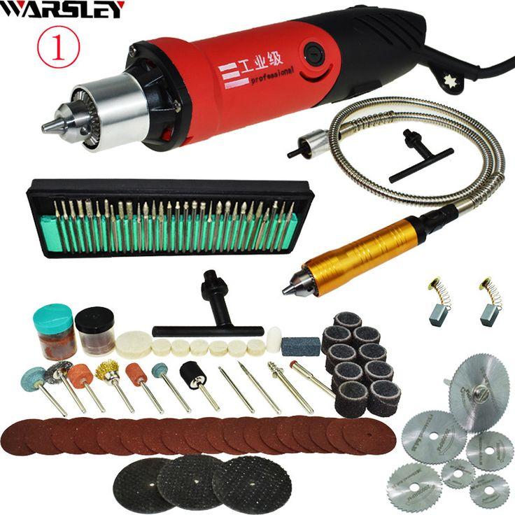 480W Mini Drill DIY Drill Dremel Style New Engraver Electric Electric Drill Engraving Pen grinder Rotary Tool Mini mill купить на AliExpress