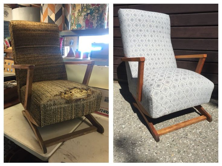 Before and After Restoration by Lily and Vine