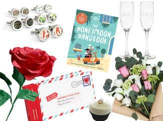 1st Year Anniversary Gifts: 40 Perfect Presents for the Happy Couple | TheKnot.com