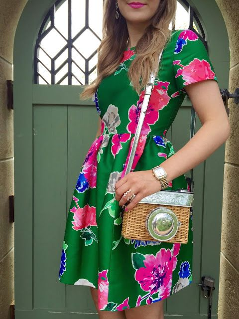 Garden Party Kate Spade dress
