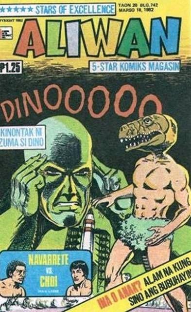 Zuma [Aliwan Komiks] | Comic Heroes | Comic books, Comics ...