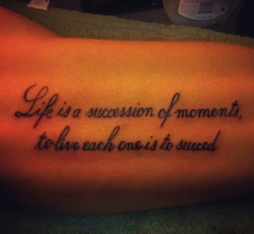 Best 25 No Regrets Tattoo Ideas On Pinterest: 25+ Best Ideas About Misspelled Tattoos On Pinterest