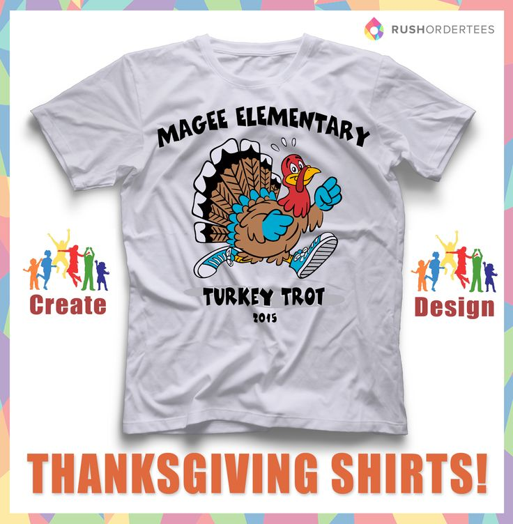 19 best thanksgiving t shirt designs images on pinterest for Shirts made in turkey