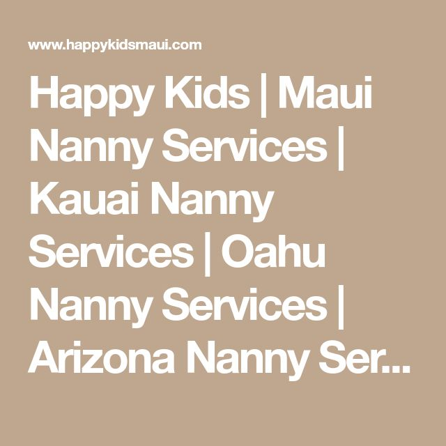 The  Best Nanny Services Ideas On   Nanny Binder