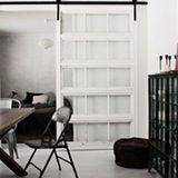 Let's talk doors. I know, not very exciting, unless you're talking about unique and interesting sliding doors. Adding a sliding door to your space can be a functional space saver or a stylish architectural detail, or both. They really can add an interesting element to your space, and can work in many different spaces, from a modern loft to a traditional country home and everything in between.
