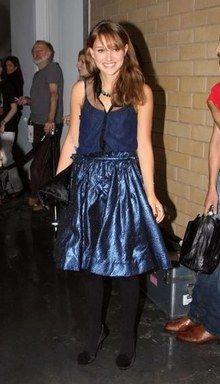 Natalie Portman - Looks 2008 - Star-Styles 2008: die schönsten Look! - © Sipa Tagsüber ist sie fast unscheinbar, doch abends wagt sich Natalie Portman an die exzentrischen Modelle der Luxusdesigner. Jung, hübsch, natürlich... Da kann es sich die anerkannte Schauspielerin leisten...