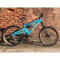 Orange 2015 Alpine 160 Rs Custom Build Mountain Bike Medium