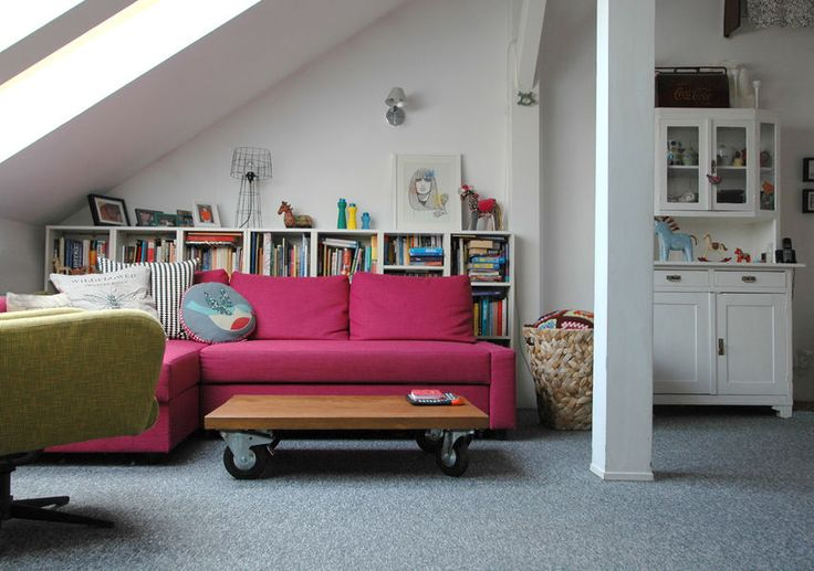 Mieszkanie pod skosami