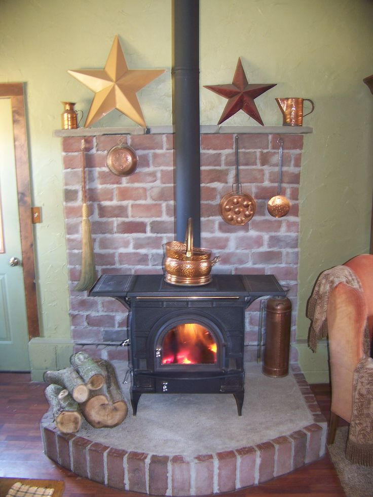 Our Woodstove Hearth Home Sweet Home Pinterest Stove