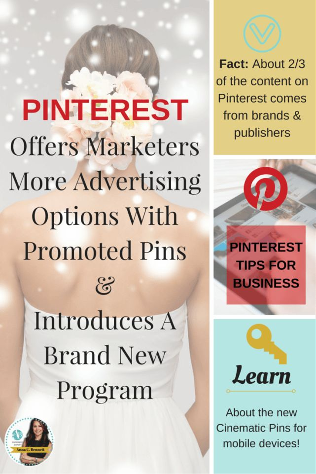 Pinterest Offers Marketers More Advertising Options with Promoted Pins and Introduces a Brand New Program