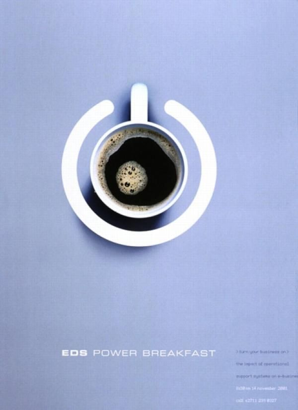 Breakfast Seminar: COFFEE Print Ad