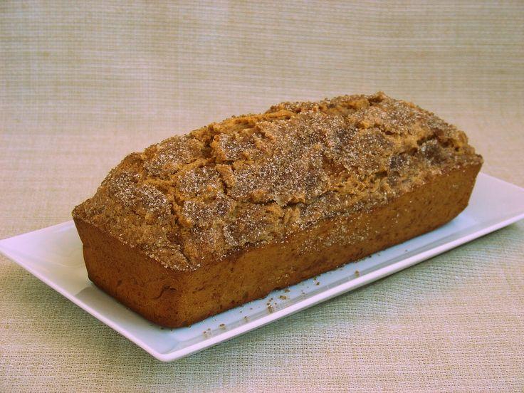 Ma Petite Boulangerie: Bizcocho de boniato asado