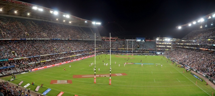 Go watch a sharks super rugby game at kings park