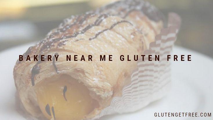 gluten free cakes bakery near me